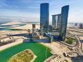 Abu Dhabi, Al Reem Island, Sun Tower