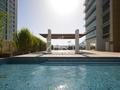 Abu Dhabi, Al Reem Island, Ocean Terrace
