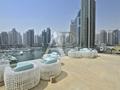 Dubai, Dubai Marina, Cayan Tower