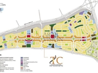 Land in Dubai World Central
