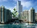 Dubai, Palm Jumeirah, Marina Residence 3