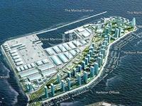 Land in Dubai Maritime City
