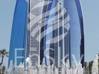 Office Commercial in Etihad Towers
