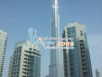 2 Bedrooms Apartment in Boulevard Central Tower 2
